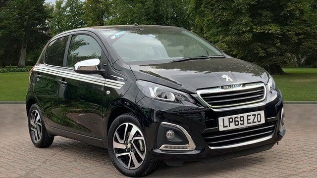 2020 Peugeot 108 1.0 Collection (s/s) Hatchback (69 reg)