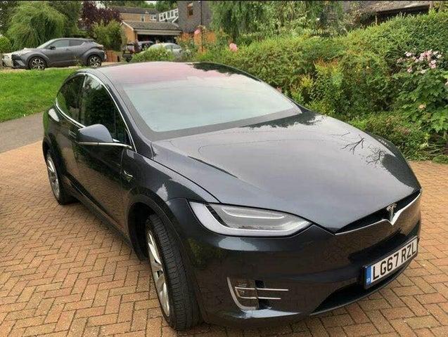 2017 Tesla Model X E 100D (JX reg)