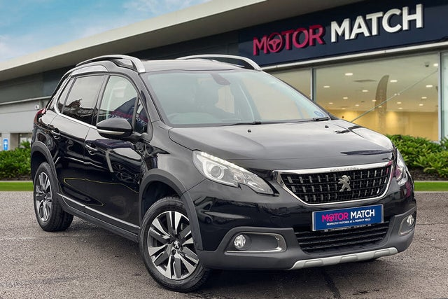 2017 Peugeot 2008 SUV 1.2 PureTech Allure (82bhp) (17 reg)