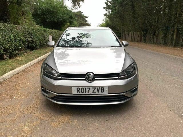 2017 Volkswagen Golf 1.6TDI SE Nav (s/s) Hatchback 5d (WZ reg)