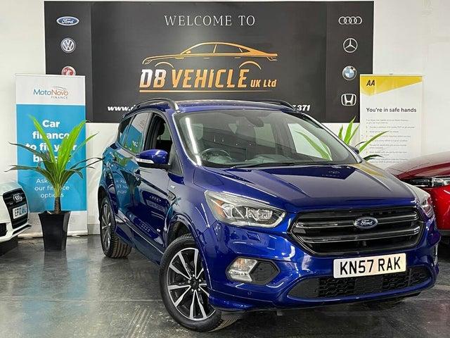 2017 Ford Kuga 2.0TDCi ST-Line (180ps) (AWD) (s/s) (57 reg)