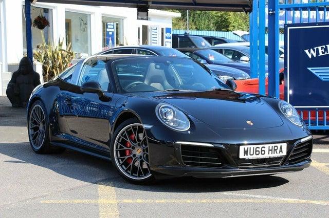 2016 Porsche 911 3.0 Targa 4 S PDK (66 reg)