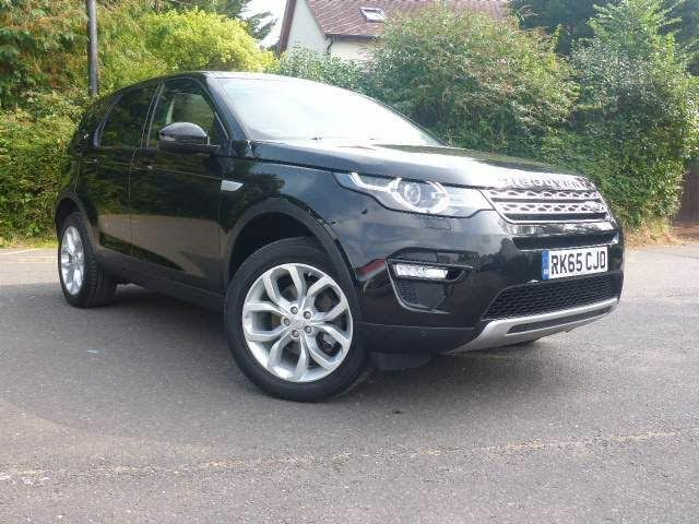 2015 Land Rover Discovery Sport 2.0Td4 HSE (180ps) Auto (65 reg)