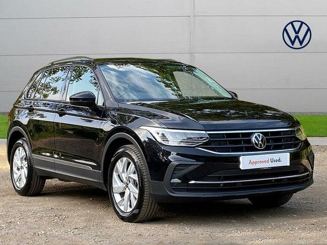 2021 Volkswagen Tiguan (21 reg)