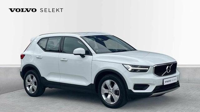 2019 Volvo XC40 1.5 T3 Momentum (163bhp) (19 reg)