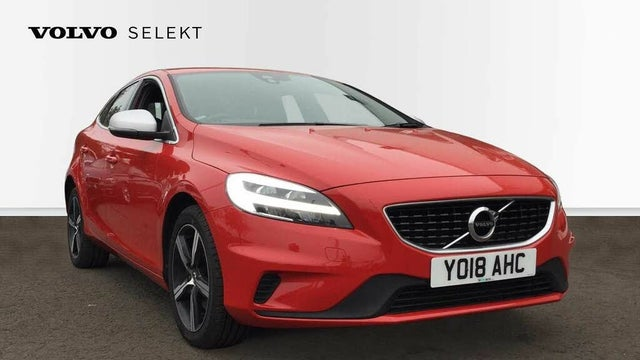 2018 Volvo V40 2.0 T2 R-Design (18 reg)