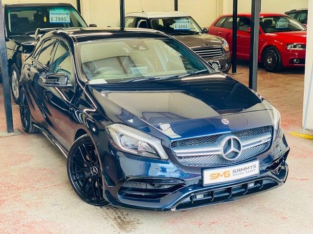 2017 Mercedes-Benz A-Class (D1 reg)