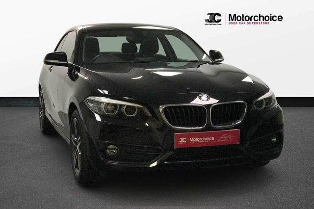 2017 BMW 2 Series (67 reg)