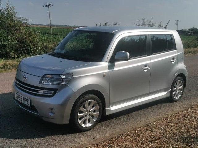 2009 Daihatsu Materia 1.5 auto (59 reg)