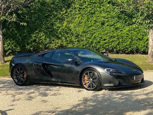 2015 McLaren 12C 3.8 Spider Convertible Auto Seq (M1 reg)