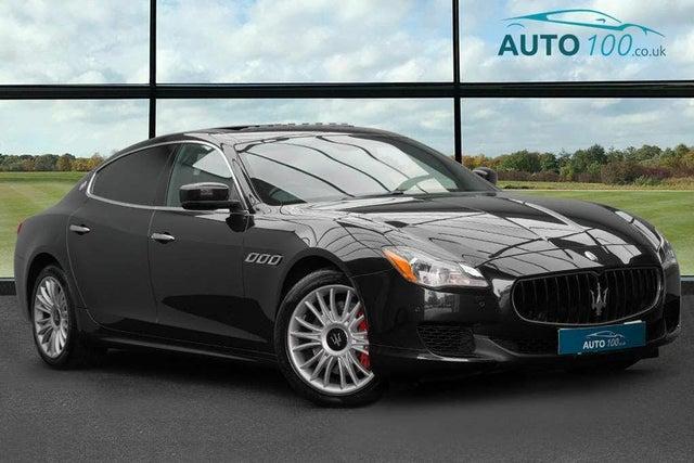 2013 Maserati Quattroporte 3.0 S (63 reg)