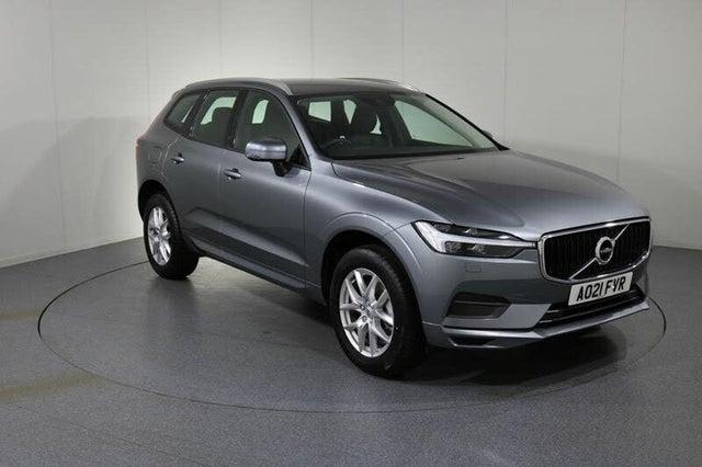 2021 Volvo XC60 (21 reg)