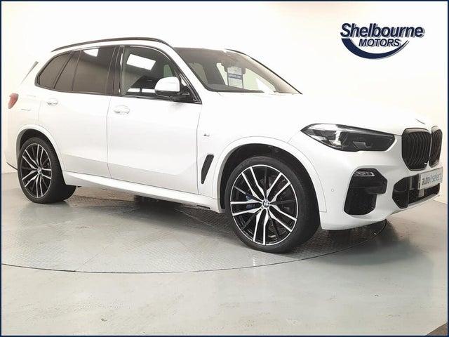 2020 BMW X5 (20 reg)