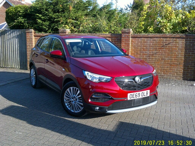2019 Vauxhall Grandland X 1.2 Business Edition Nav (VZ reg)