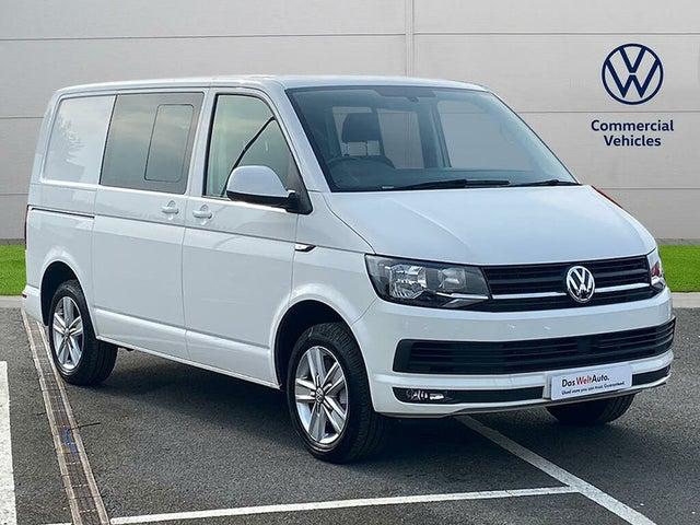2019 Volkswagen Transporter 2.0TDI T32 Highline BMT SWB 4MOTION (150ps)(Eu6dT-E) Kombi (69 reg)