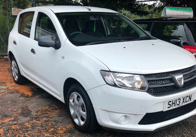 2013 Dacia Sandero 1.2 Ambiance (13 reg)