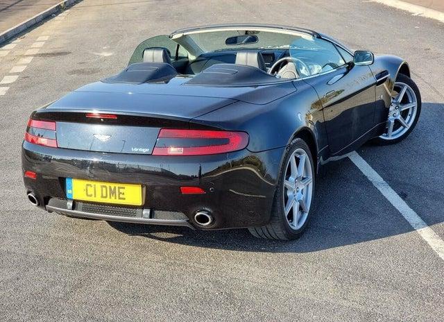 2007 Aston Martin Vantage 4.3 Roadster Convertible Sportshift (FB reg)