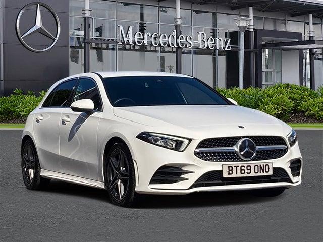 2020 Mercedes-Benz A-Class 2.0d A200d AMG Line Hatchback 5d (69 reg)