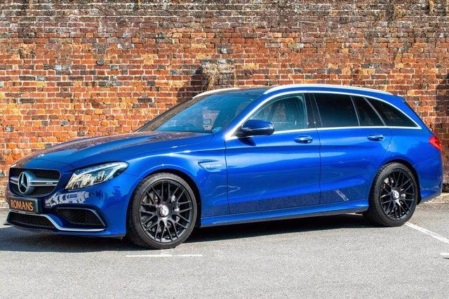 2017 Mercedes-Benz C-Class 4.0 C63 AMG (476ps) (Premium)(s/s) Estate 5d Speedshift MCT (17 reg)