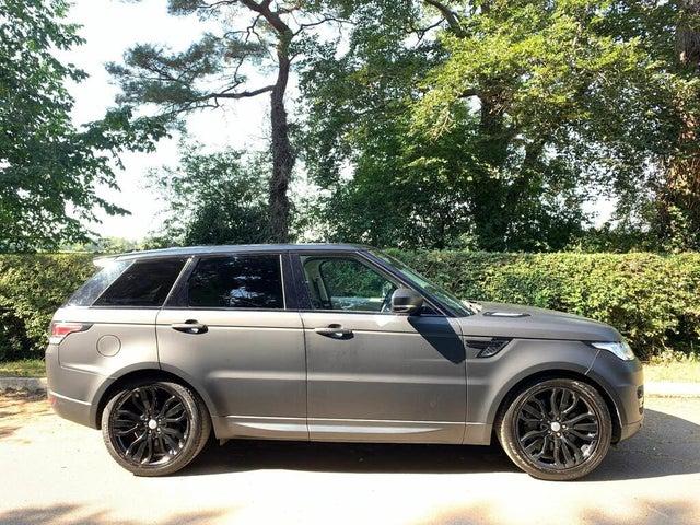 2016 Land Rover Range Rover Sport 3.0 SD V6 HSE Dynamic 3.0SD (306bhp) 4X4 Auto (66 reg)