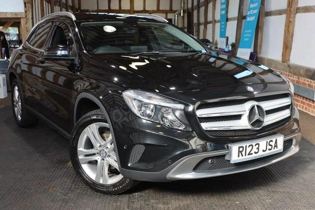 2017 Mercedes-Benz GLA-Class 2.1d GLA 200d Sport (Executive)(s/s) (23 reg)