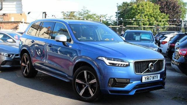 2017 Volvo XC90 2.0 T8 R-Design Hybrid Auto (1L reg)