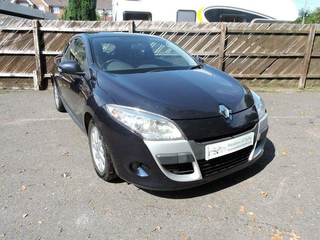 2009 Renault Megane 1.6 Expression (110bhp) Coupe 2d (59 reg)