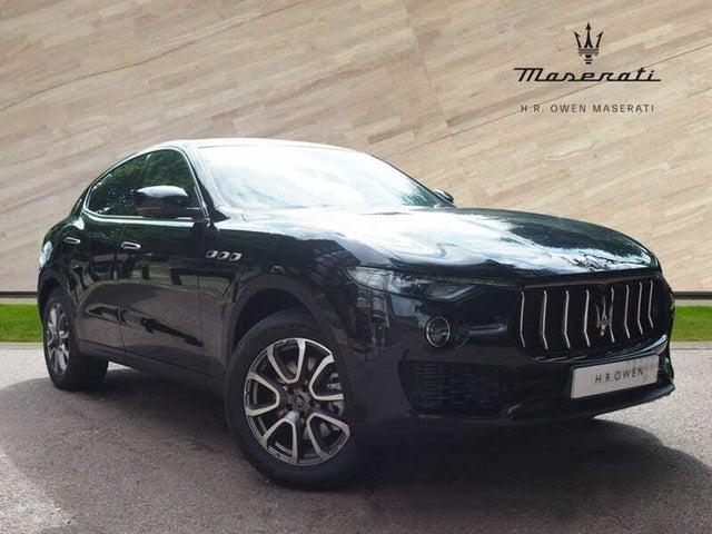 2021 Maserati Levante 3.0 (6X reg)