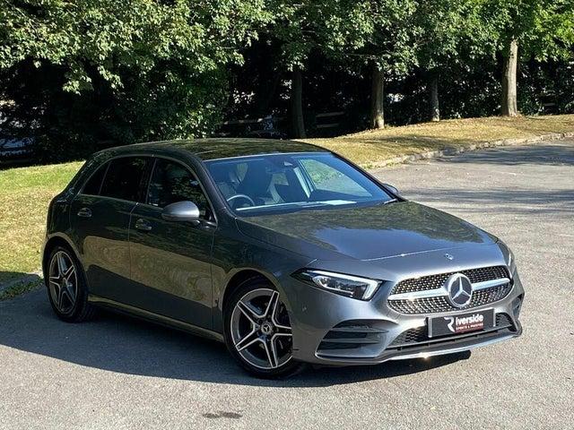 2019 Mercedes-Benz A-Class (D1 reg)