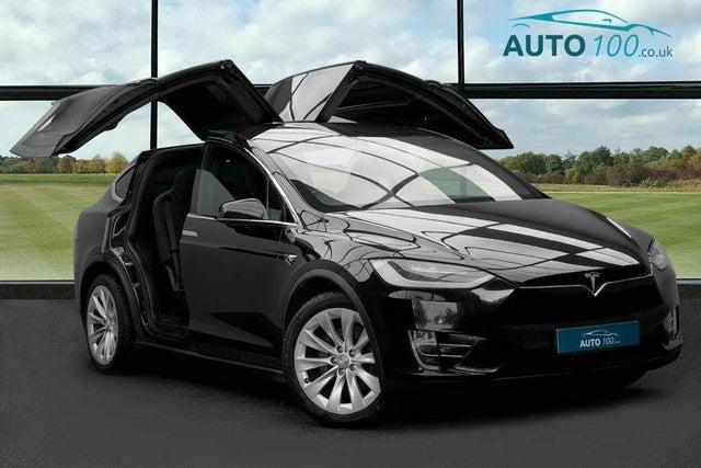 2017 Tesla Model X E 75D (JX reg)