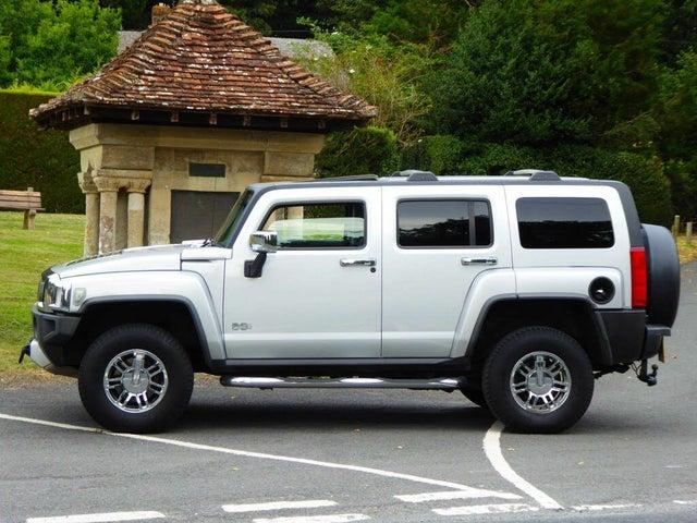 2008 Hummer H3 3.7 Luxury (MD reg)