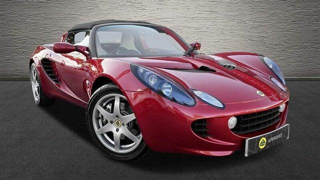 2007 Lotus Elise 1.8 S (57 reg)