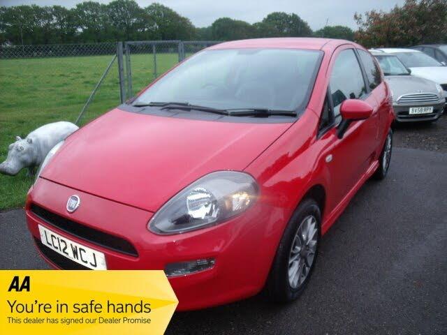 2012 Fiat Punto 1.4 GBT (s/s) 3d (12 reg)
