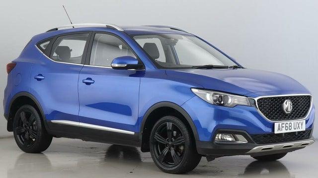 2018 MG ZS SUV 1.0T GDI Exclusive (68 reg)