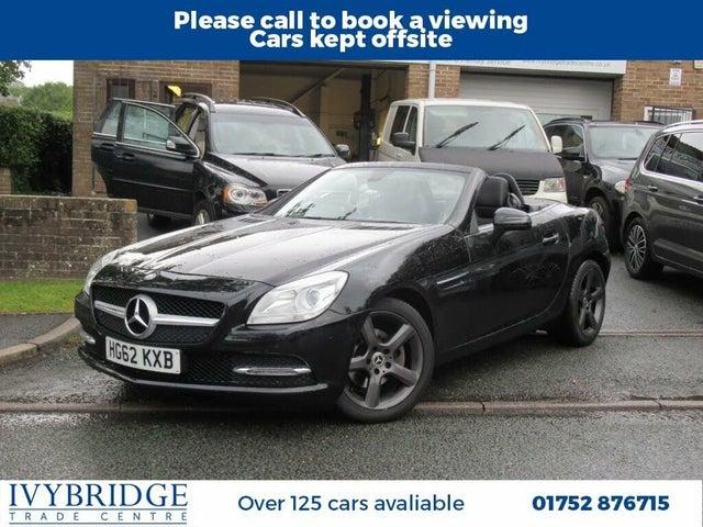 2012 Mercedes-Benz SLK 1.8 SLK200 (184bhp) (s/s) (62 reg)