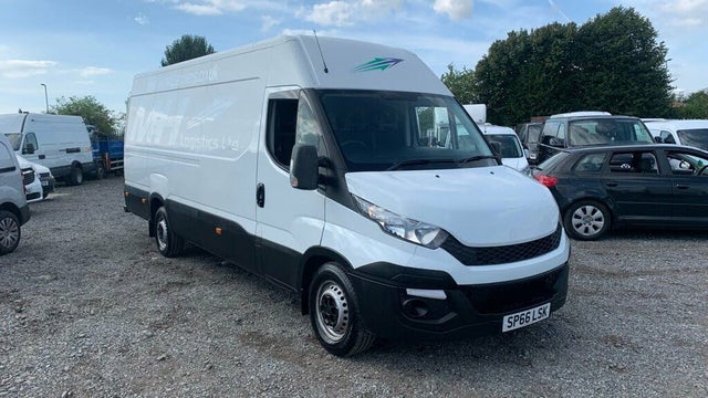 2016 Iveco Daily S Class 2.3TD 35S13V 4100 H2 Panel (FC reg)