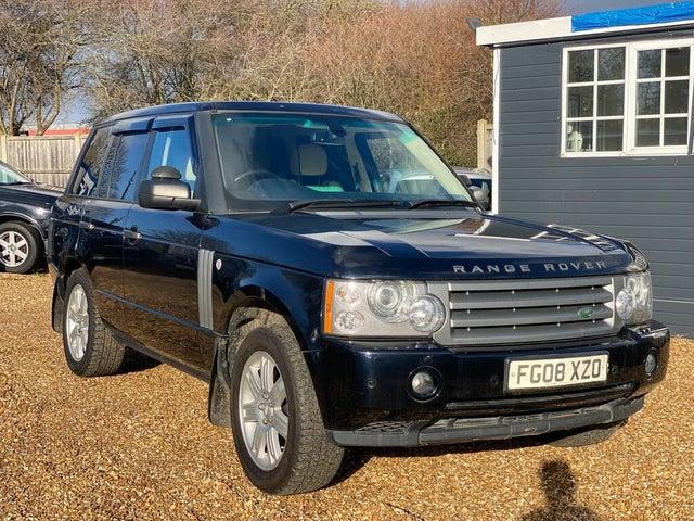 2008 Land Rover Range Rover 3.6TD Vogue (08 reg)