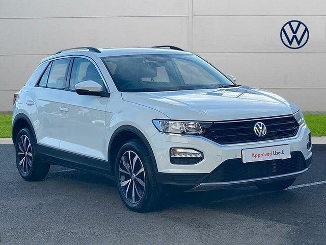 2020 Volkswagen T-Roc (70 reg)