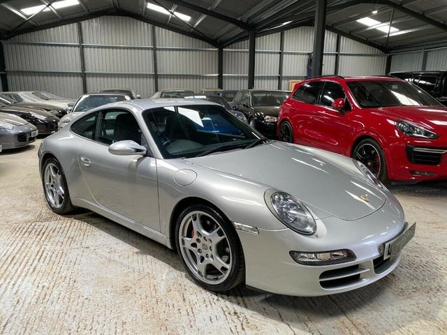 2007 Porsche 911 3.8 Carrera S Tiptronic S Coupe auto (07 reg)