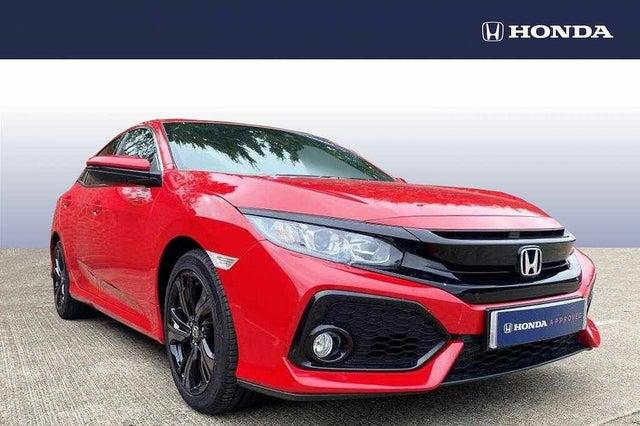 2019 Honda Civic 1.0 VTEC TURBO SR Hatchback 5d (69 reg)