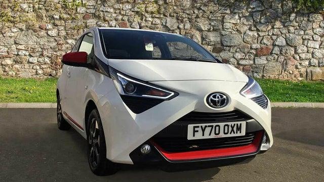 2020 Toyota AYGO 1.0 VVT-i x-trend (TSS) (70 reg)