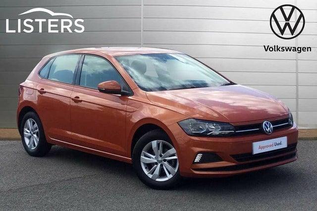 2020 Volkswagen Polo 1.0 SE (80ps) (20 reg)