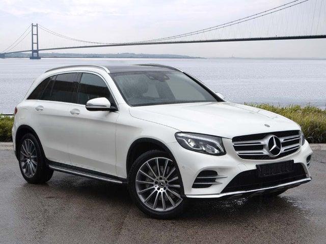 2018 Mercedes-Benz GLC-Class 2.1d GLC220d AMG Line (Premium)(s/s) Station Wagon 5d (68 reg)