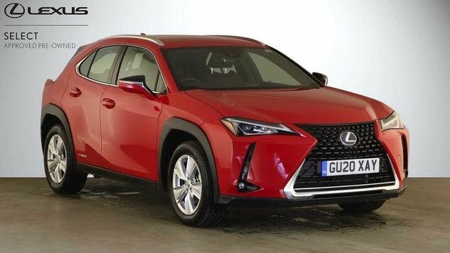 2020 Lexus UX 250h 2.0 UX (Premium Pack w. Navigation)(Lexus Driver Assist) (HY reg)