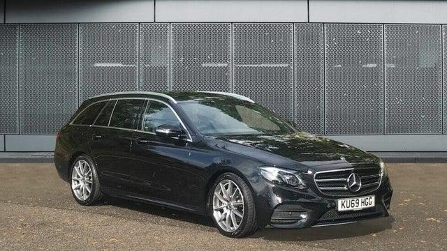 2019 Mercedes-Benz E-Class 2.0d E220d AMG Line Edition (Premium) Estate 5d (D2 reg)