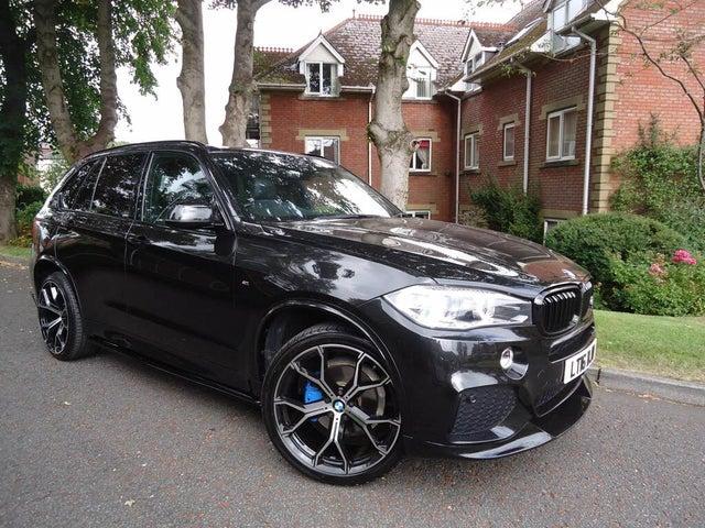 2016 BMW X5 3.0TD xDrive30d M Sport (16 reg)