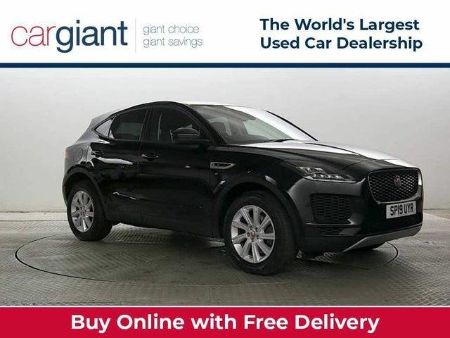 2019 Jaguar E-PACE (DF reg)