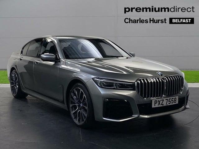 2020 BMW 7 Series 3.0TD 740d M Sport (Z7 reg)