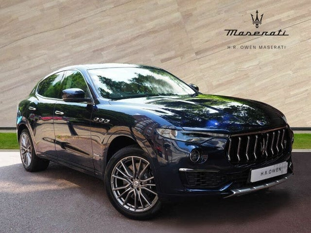 2021 Maserati Levante 3.0 GranLusso (6X reg)