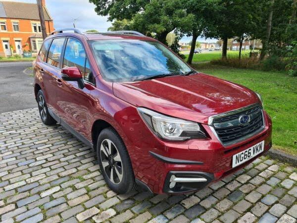 2016 Subaru Forester 2.0TD XC Premium (1S reg)